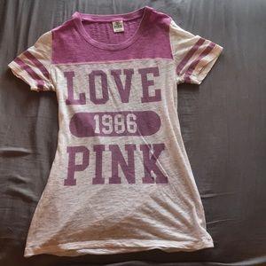 Love Pink Victoria Secret t-shirt